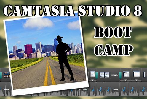 Camtasia Studio 8 Boot Camp Sept 24-25 in Chicago!