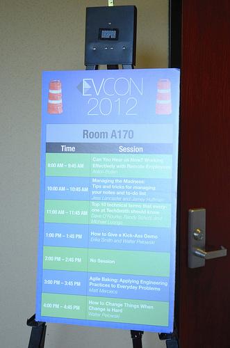 EvCon 2012 - Making TechSmith the Best It Can Be