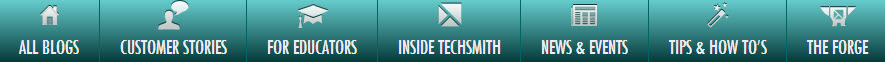How to contact TechSmith on the Web – Twitter, Facebook, YouTube and More!