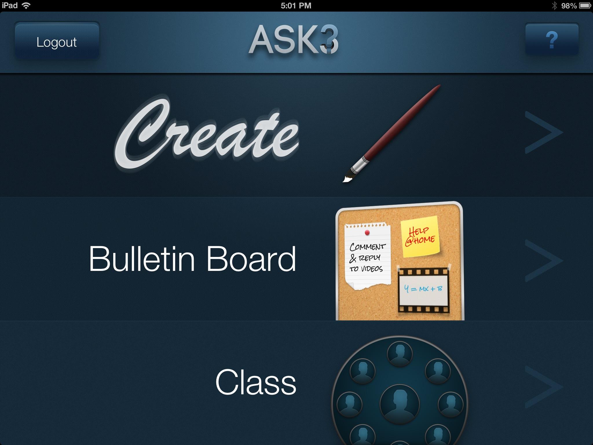 Ask3 Screenshot
