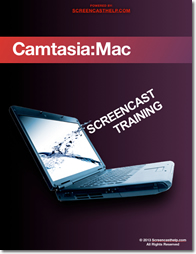 New book: Interactive guide to Camtasia for Mac