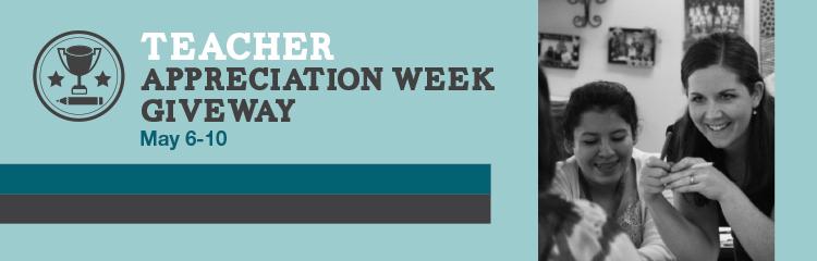 Teacher Appreciation Week Banner