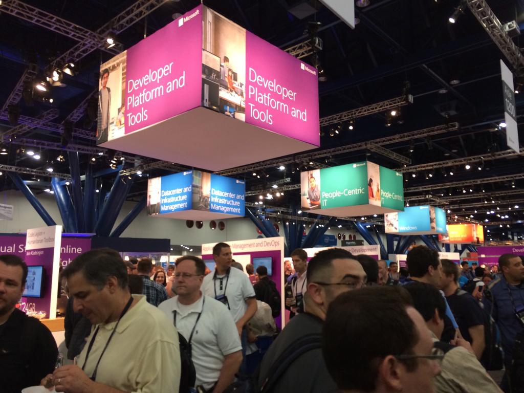DevCorner: Microsoft TechEd 2014 - Recap and Major Takeaways