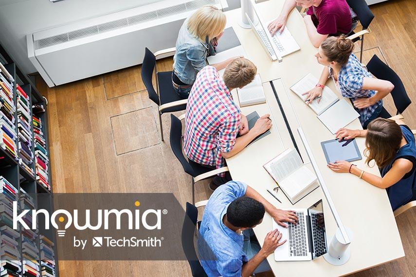 Knowmia by TechSmith