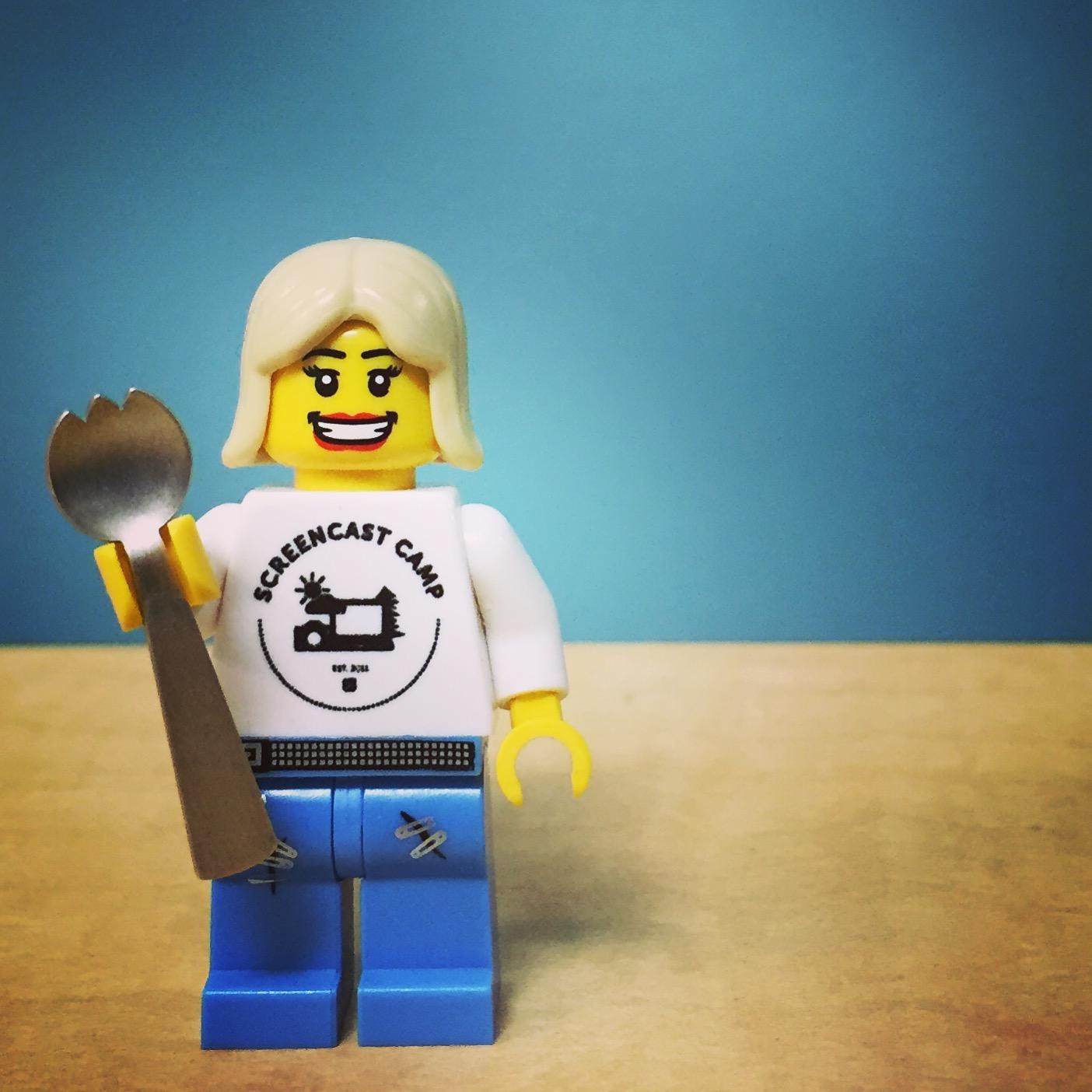 ScreencastCamp Lego