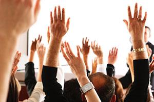 Gesten und Handzeichen