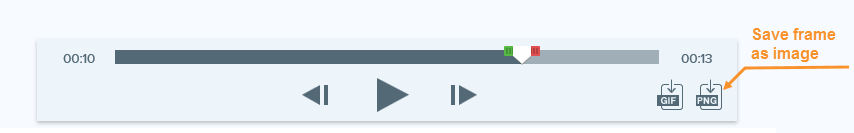 Screenshot of Snagit trim feature PNG save option