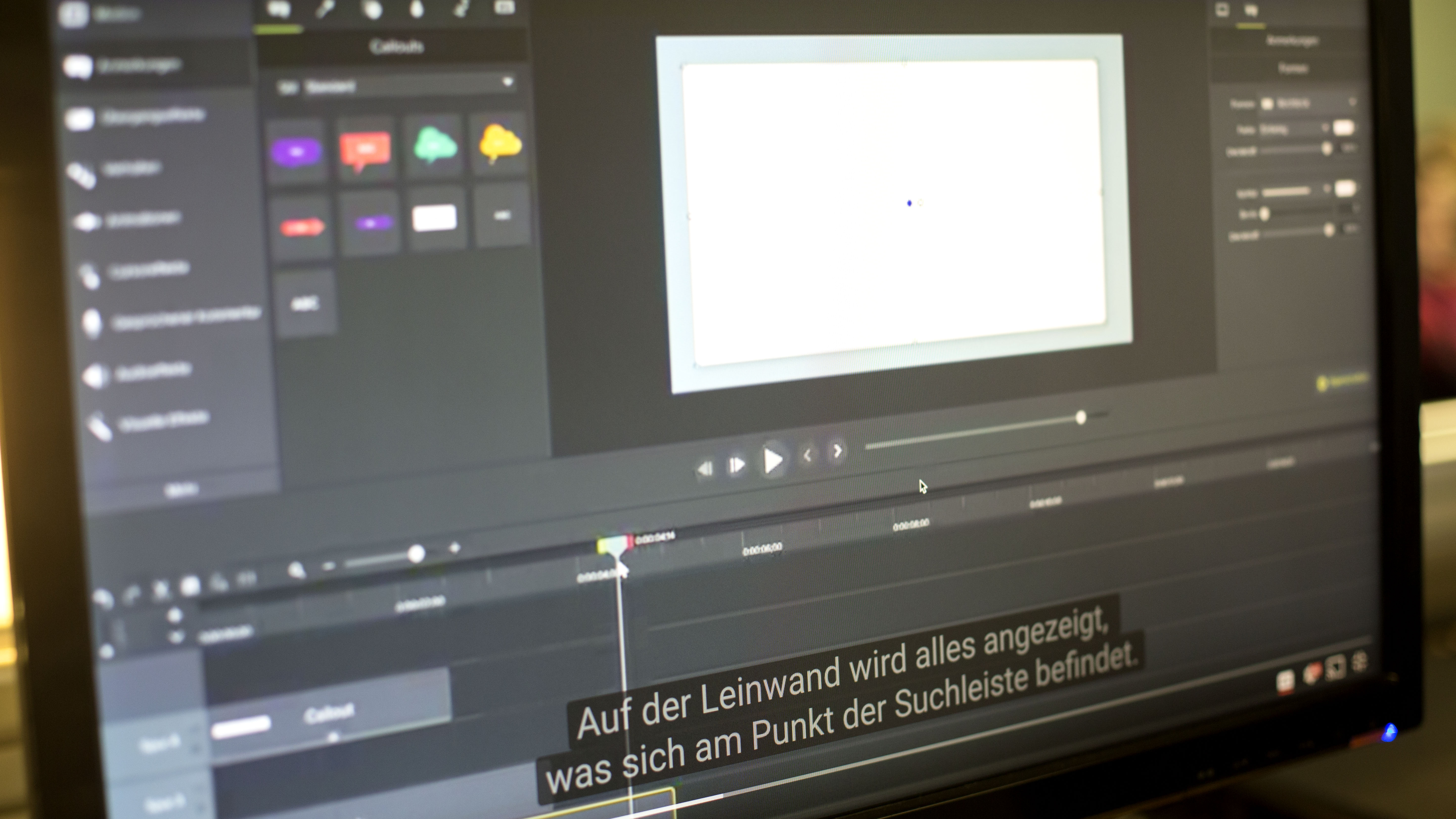 How to Add Captions or Subtitles to a Video | Blog | TechSmith