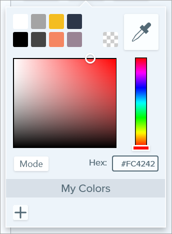 use a color picker to select an exact color from an image blog techsmith. Black Bedroom Furniture Sets. Home Design Ideas