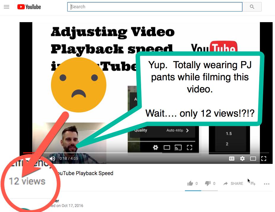 จำนวนการดูวิดีโอ