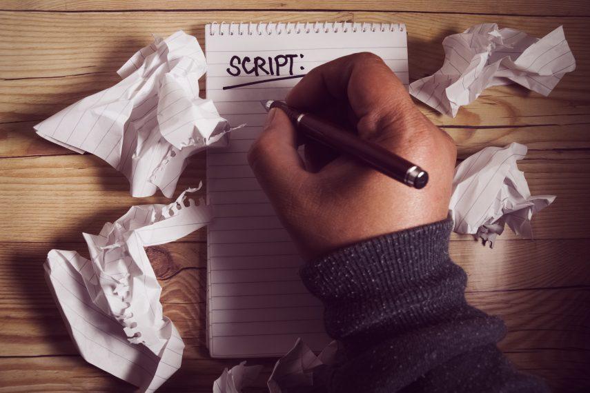 Screencast Scripting