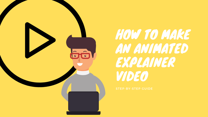 make animated explainer video