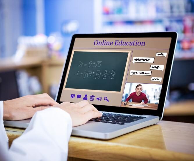 caption online video courses