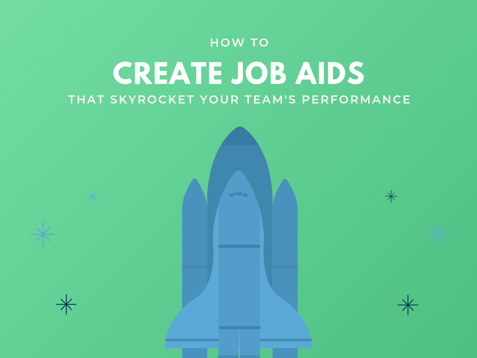 make job aids guide