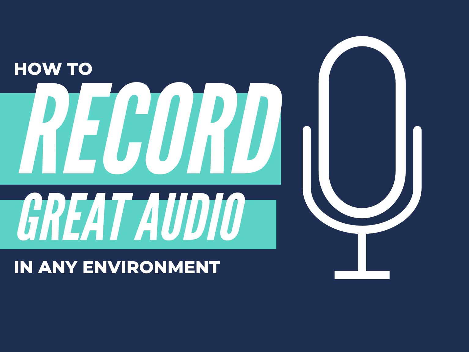 record great audio hero