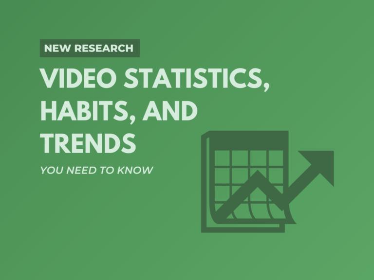 video statistics research hero