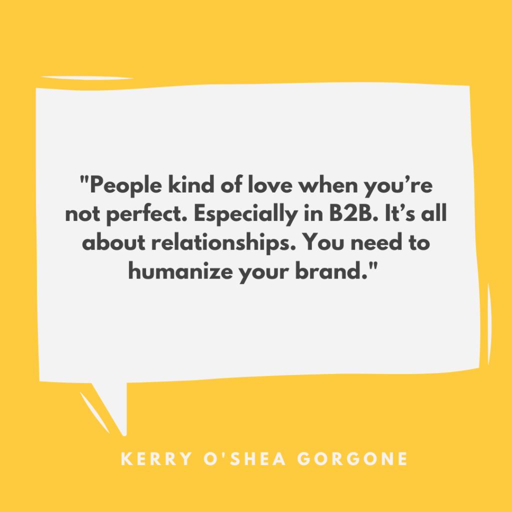 kerry o'shea gorgone quote