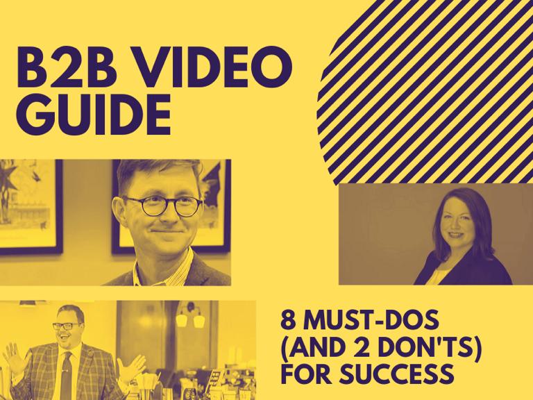 b2b video success