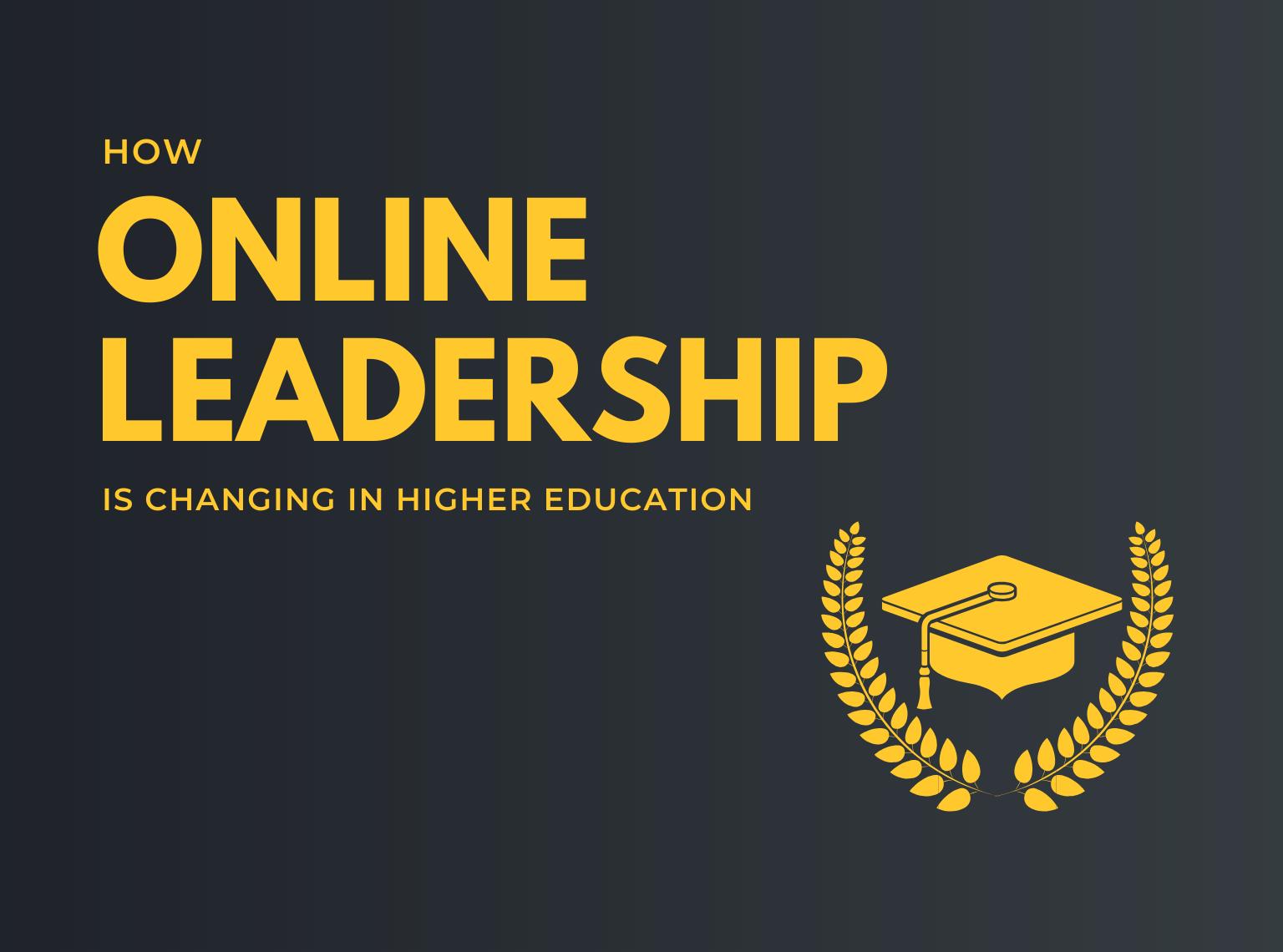 online leadership hero