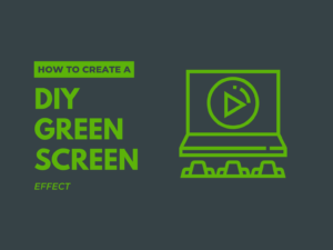 How to Create a DIY Green Screen Effect Hero