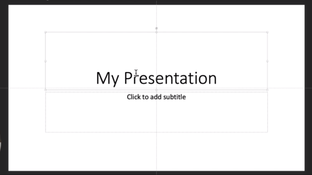 Better Powerpoint - What not to do