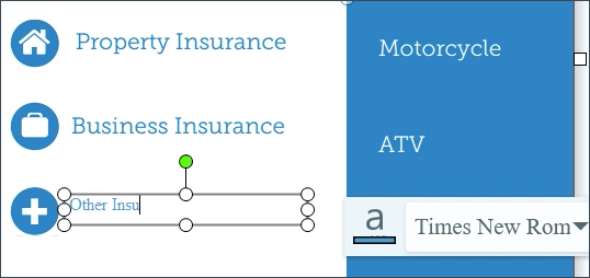 Using Snagit smart move to replace text on an image