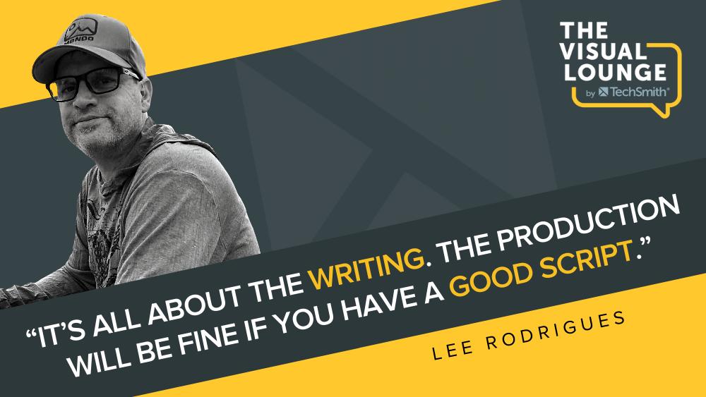 How One Instructional Designer Prepares Successful Videos (and You Can Too) with Lee Rodrigues