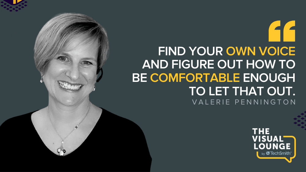 An Educator's Lessons from YouTube with Valerie Pennington