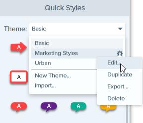 Edit windows theme option
